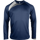 sporty navy / white / storm grey xl