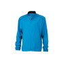 Men's Performance Jacket atlantisch/zwart