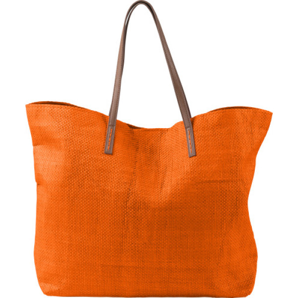 Sac shopping/plage en polyester