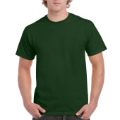 Gildan T-shirt Ultra Cotton SS Forest Green XXL