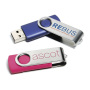 Twister USB FlashDrive zwart