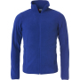 Clique Basic Polar Fleece Jacket kobalt xs