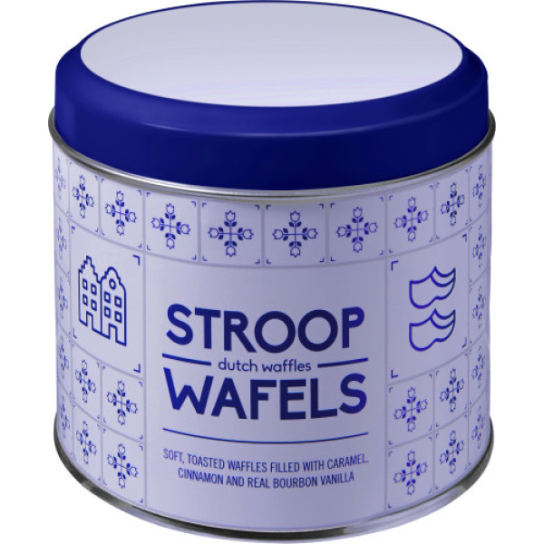 Tin for Dutch waffles