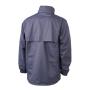 Men's Windbreaker - navy/aqua