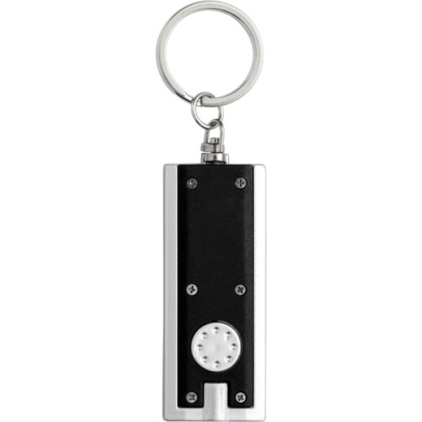 ABS key holder with LED