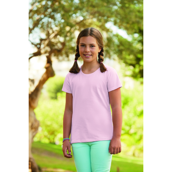 Girls Softspun T