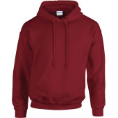 Heavy blend™ classic fit adult hooded sweatshirt garnet xxl