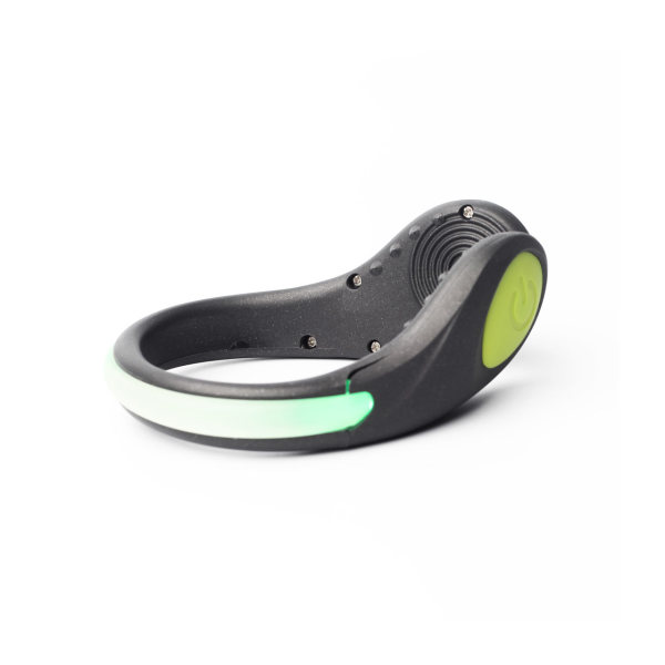Visto Radiance LED shoe spur  - green LED
