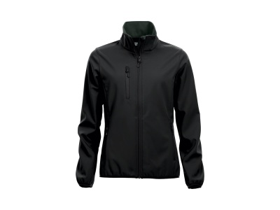 Basic Softshell Jas Dames Jackets