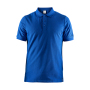 Craft Casual polo pique men Swe. blue xxl