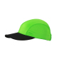 4 Panel Active Cap lime/zwart