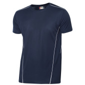 Clique Ice Sport-T navy/wit xs