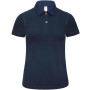 Dnm forward / women polo shirt denim / navy xl