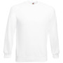 Classic raglan sweat (62-216-0) white 3xl