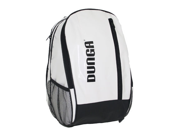 Dunga Backpack White / Black *