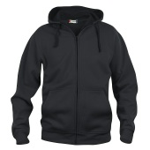 Basic hoody full zip Sweatshirts
