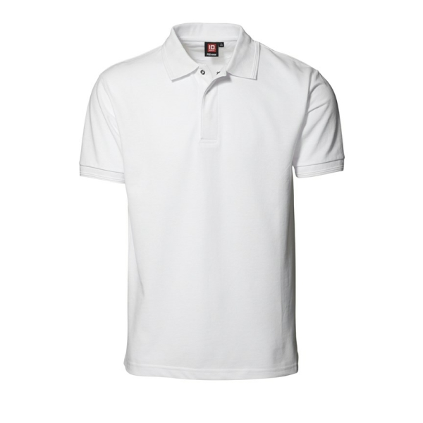 PRO wear polo shirt|press stud