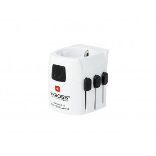 Bedrukte SKROSS® PRO Light Adaptor