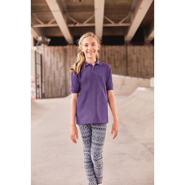 Children's Classic Polycotton Polo