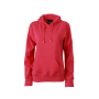 Ladies' Hooded Sweat roze