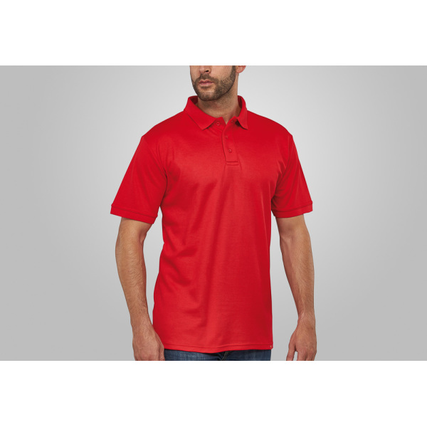 Macseis Polo Flash Powerdry for him Red