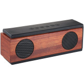 Native houten Bluetooth® speaker