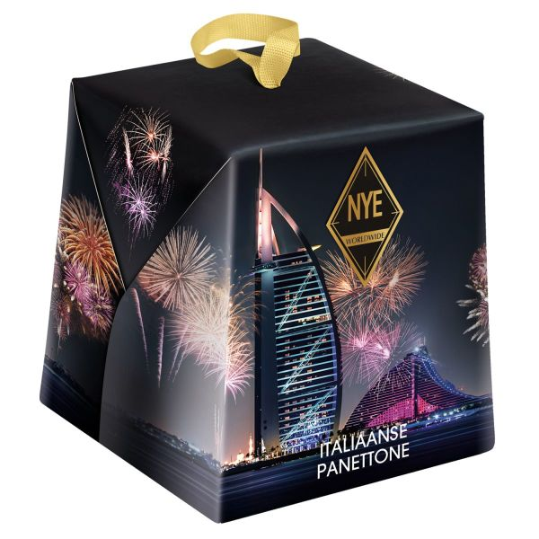 New Years Eve Panettone 500 gram