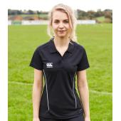 Ladies Team Dry Polo Shirt