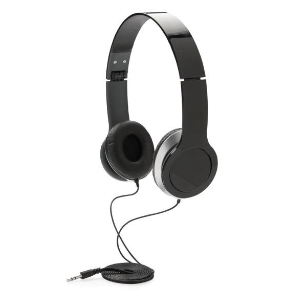 Standard headphone, black