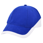 Duo colour cap