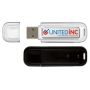 USB stick 2.0 doming 8GB wit