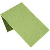 Alpha finess handdoek - Lime