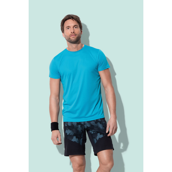 Stedman T-shirt Interlock Active-Dry SS for him