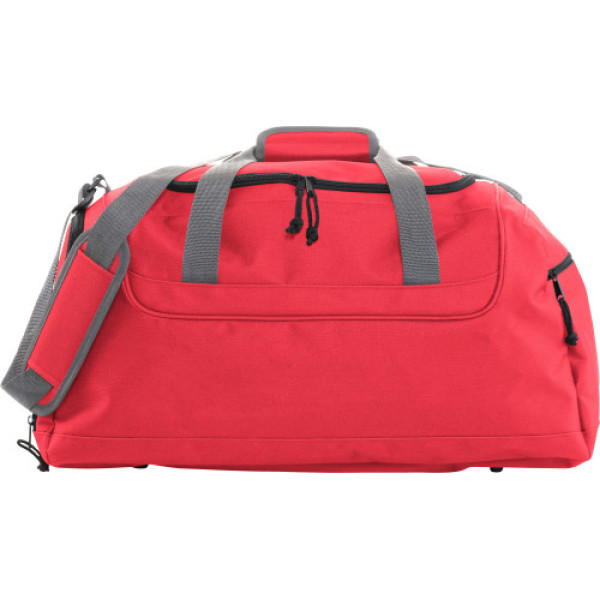 Polyester (600D) sport/travel bag