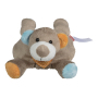 Bear for warming pads - multicoloured