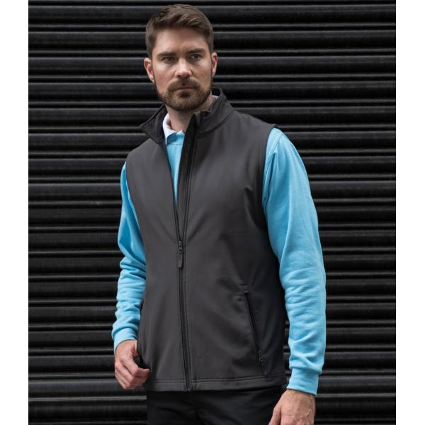 Two Layer Soft Shell Gilet