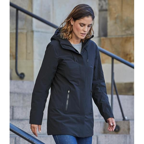 Ladies All Weather Parka Jacket
