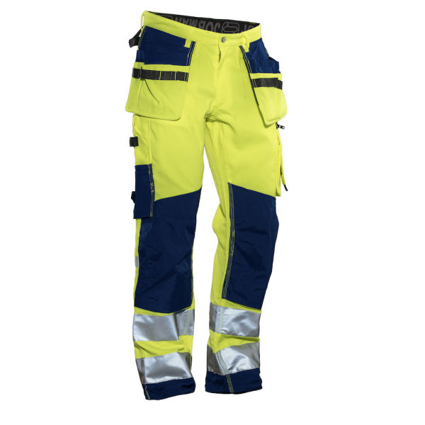 2222 Trousers HP Star Hi-Vis Trousers HP