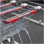 Handle-Guard anti-microbiële beschermende hoes - Rood