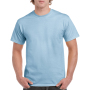 Gildan T-shirt Heavy Cotton for him light blue XXXL