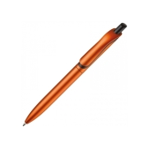 Balpen Click-Shadow metallic - Oranje