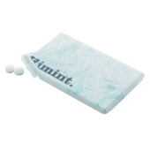 Card - mint snoepjes