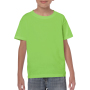 Gildan T-shirt Heavy Cotton SS for kids Lime S