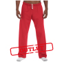 Gildan Sweatpant HeavyBlend for him Red-35% korting XL