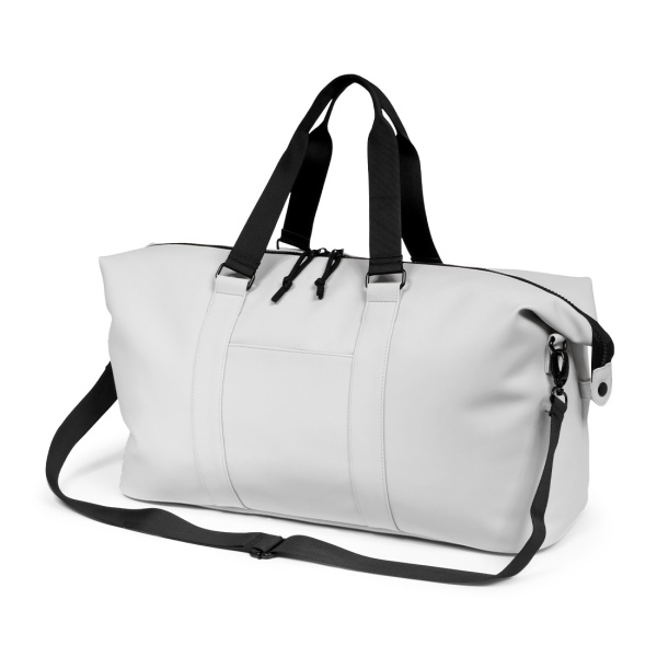Norländer Dull PU Weekend Bag Grey