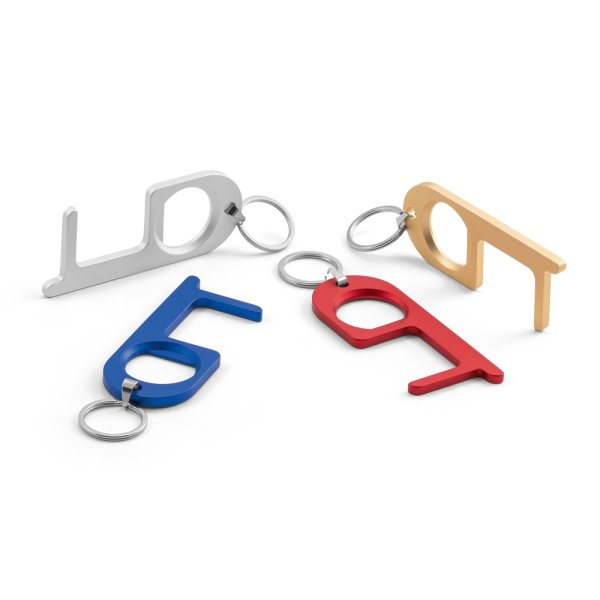 HANDY. Multifunction keyring