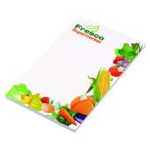 96 mm x 152 mm 20 Sheet Non-Adhes. Scratch Pad White paper