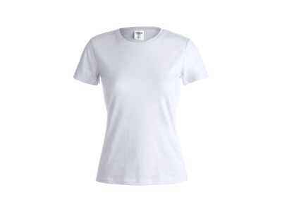 Wit Dames T-Shirt