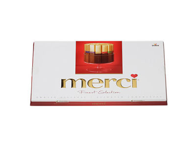 merci Finest Selection Assorti – 400 gram