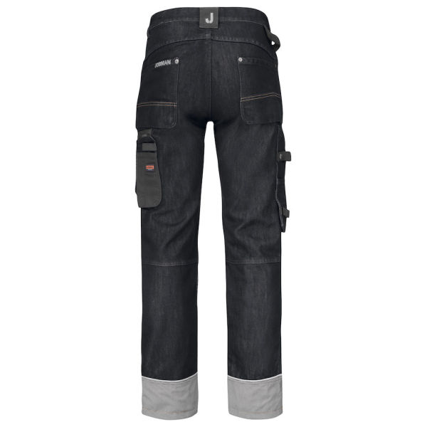 2991 Service Trousers Denim